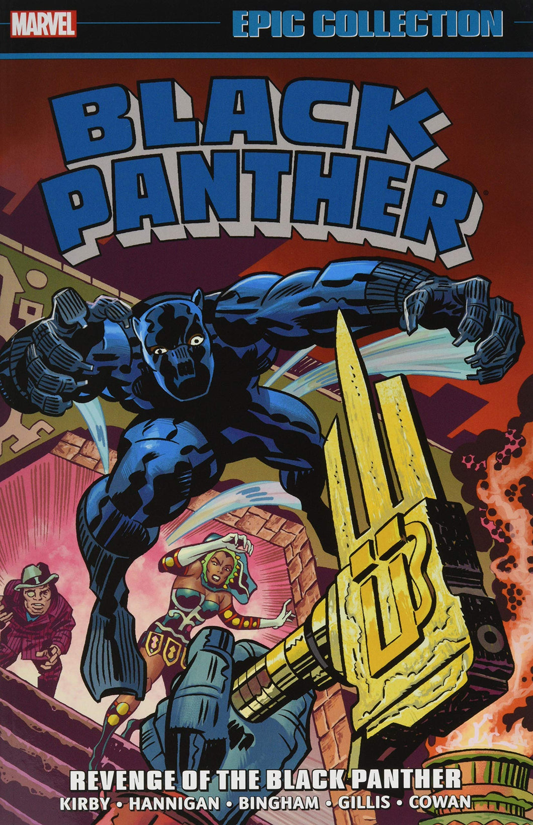 Black Panther Epic Collection Vol 2: Revenge of the Black Panther TP *OOP*