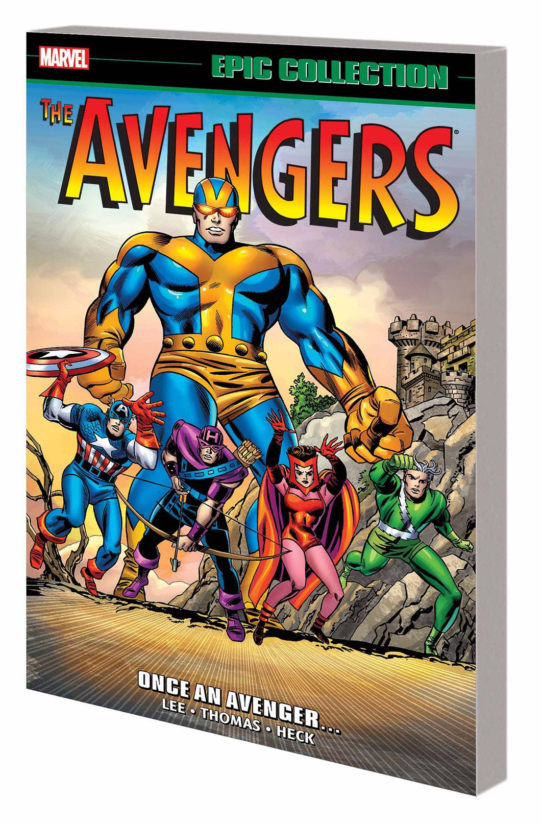 Avengers Epic Collection Vol 2: Once an Avenger TP *OOP*