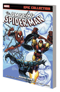 Amazing Spider-Man Epic Collection Vol 22: Round Robin TP *OOP*