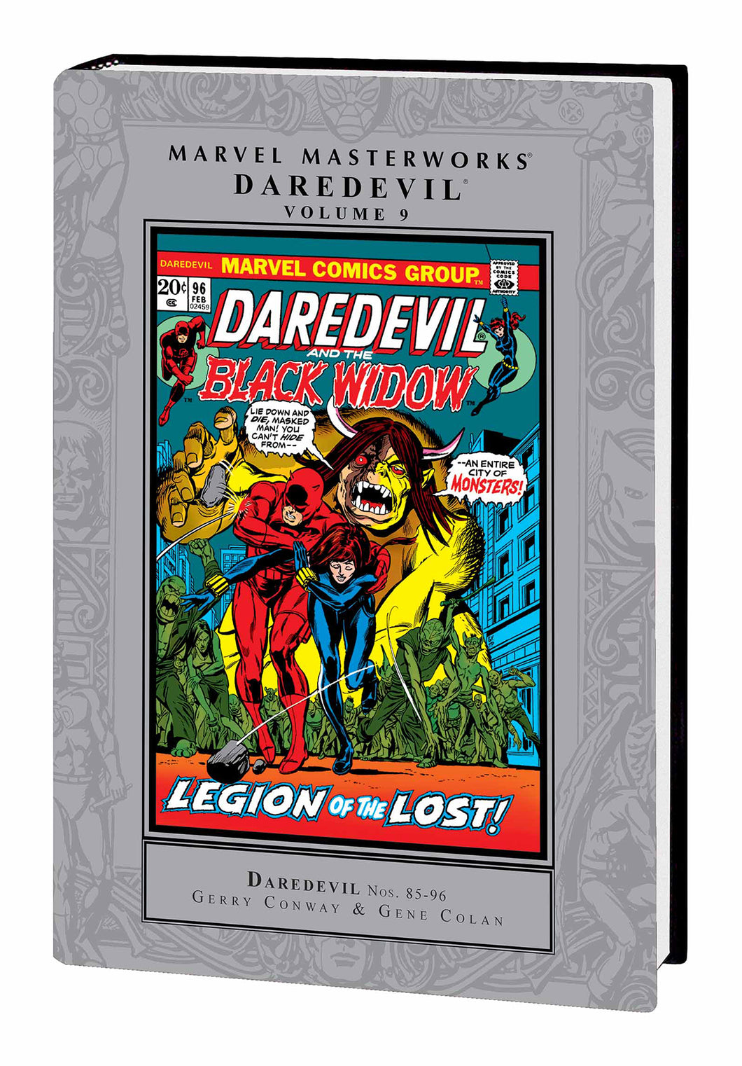 MMW DAREDEVIL HC VOL 09 *OOP*