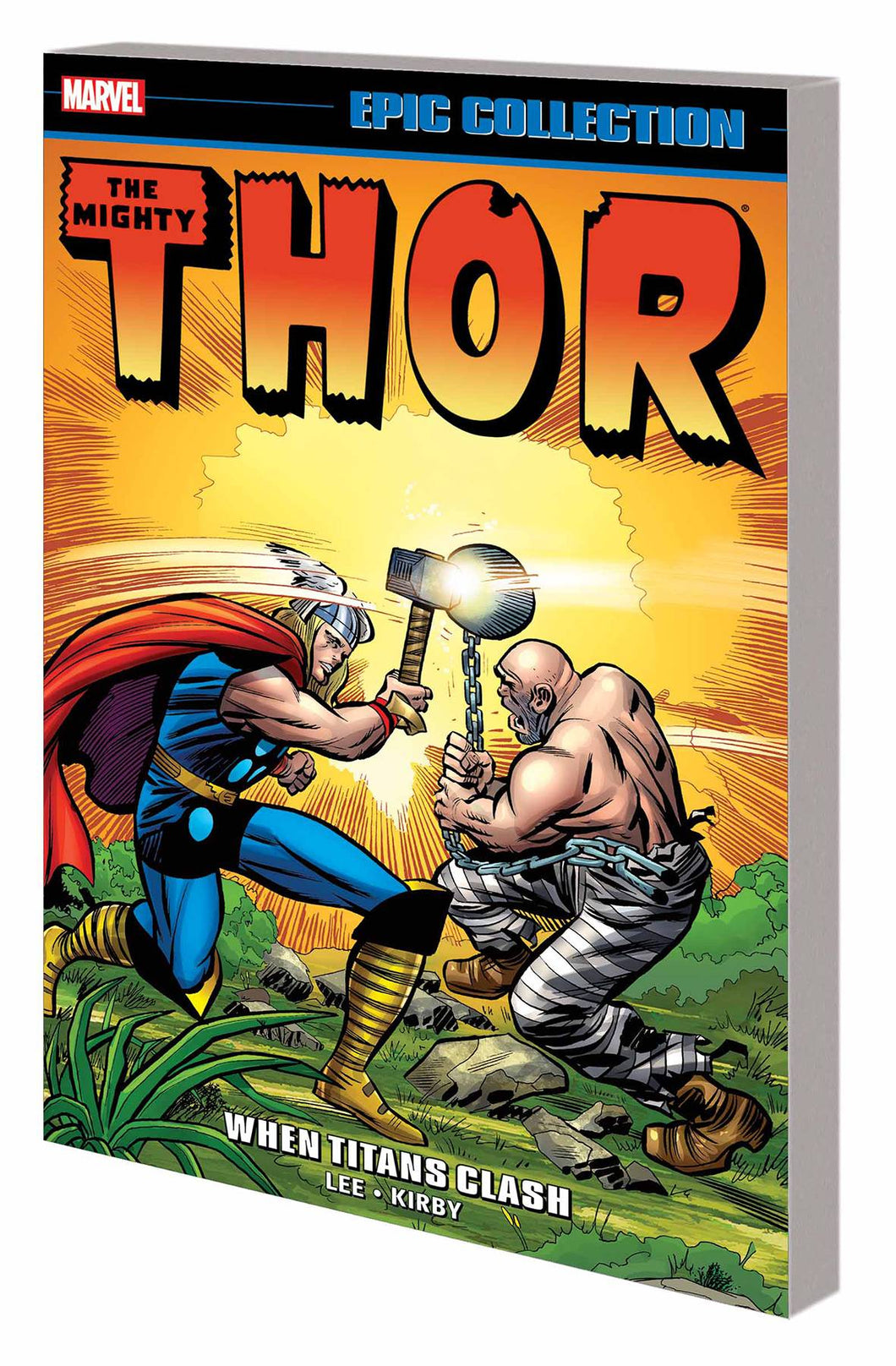 Thor Epic Collection Vol. 2: When Titans Clash TP *OOP*