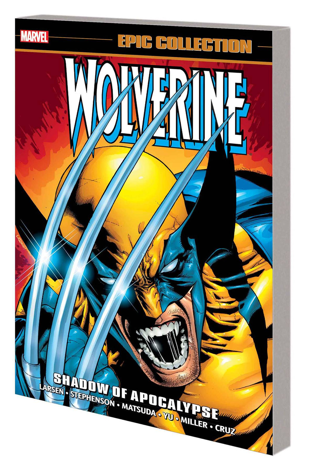 Wolverine Epic Collection Vol. 12: Shadow of Apocalypse TP
