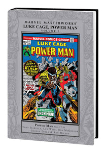 MMW LUKE CAGE POWER MAN HC VOL 02 *OOP*