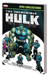 Incredible Hulk Epic Collection Vol. 21: Fall of the Pantheon TP *OOP*