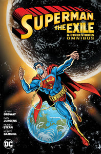SUPERMAN EXILE AND OTHER STORIES OMNIBUS HC