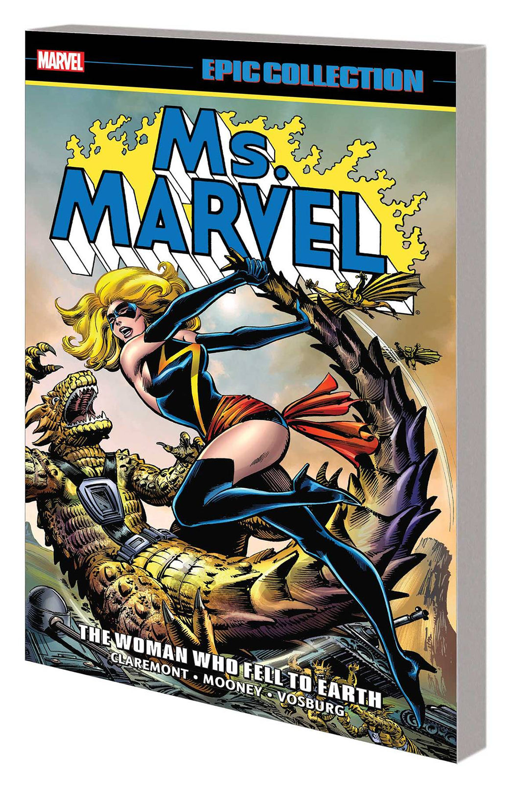 Ms. Marvel Epic Collection Vol. 2: The Woman Who Fell to Earth TP