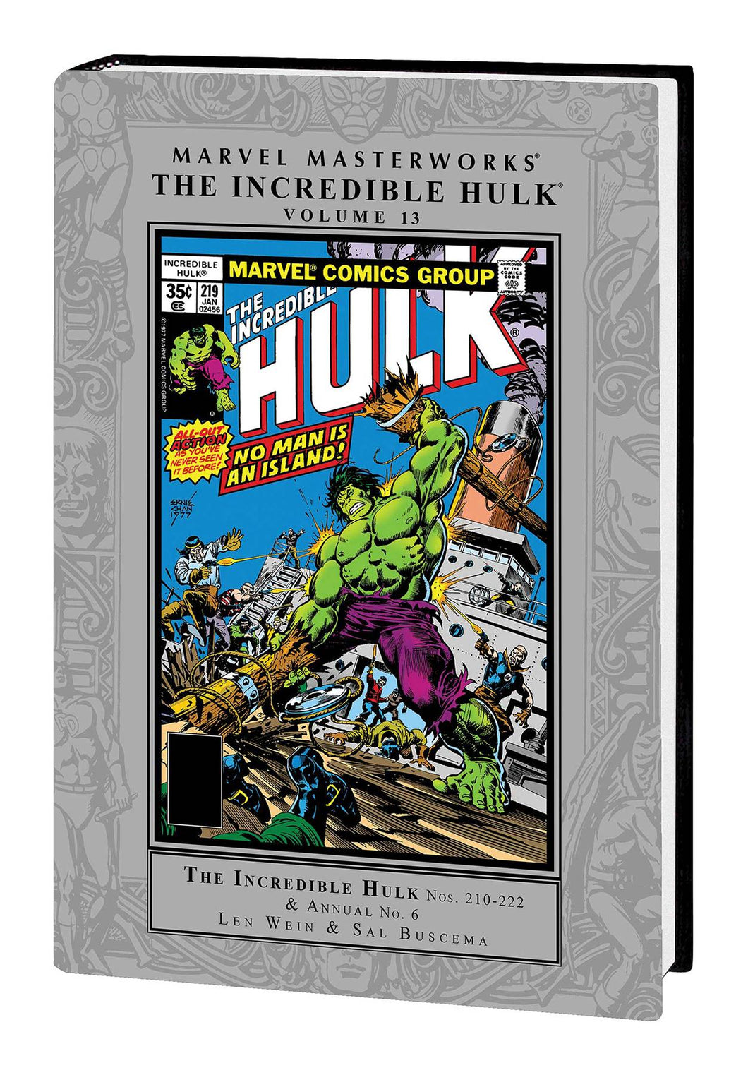 MMW INCREDIBLE HULK HC VOL 13