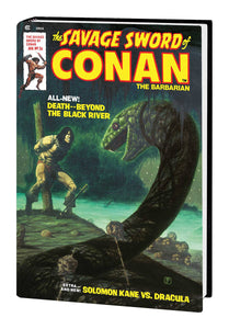 Savage Sword of Conan The Original Marvel Years Omnibus Vol 2 HC VAR *OOP*