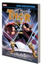 Load image into Gallery viewer, Thor Epic Collection Vol. 18: The Black Galaxy TP