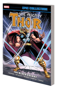 Thor Epic Collection Vol. 18: The Black Galaxy TP