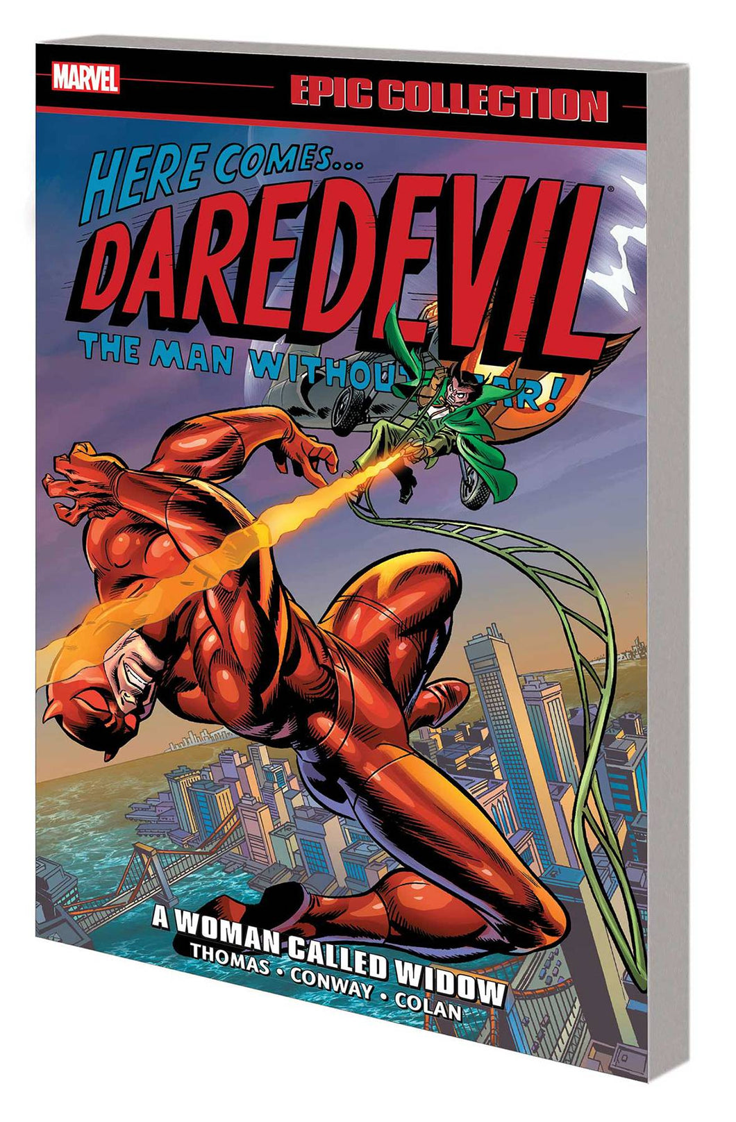 Daredevil Epic Collection Vol 4: A Woman called Widow TP *OOP*