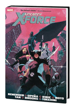 Load image into Gallery viewer, UNCANNY X-FORCE BY REMENDER OMNIBUS HC NEW PTG *OOP*
