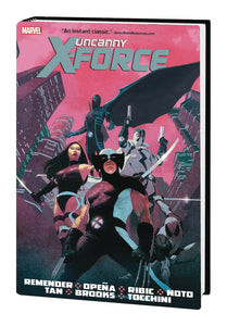 UNCANNY X-FORCE BY REMENDER OMNIBUS HC NEW PTG *OOP*