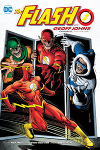 The Flash by Geoff Johns Omnibus Vol. 1 HC New Ed (2019) *OOP*
