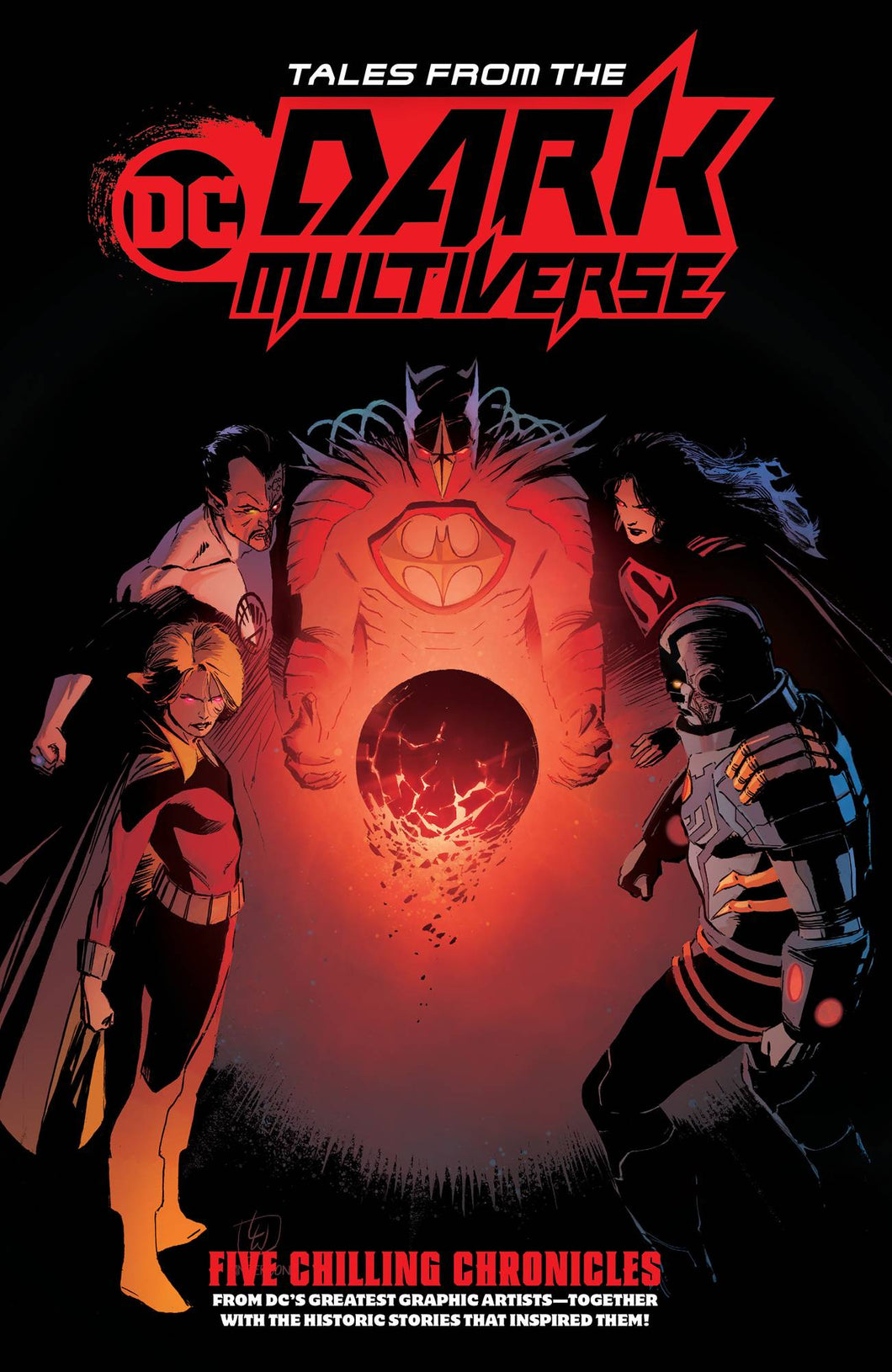 TALES FROM THE DARK MULTIVERSE HC *OOP*