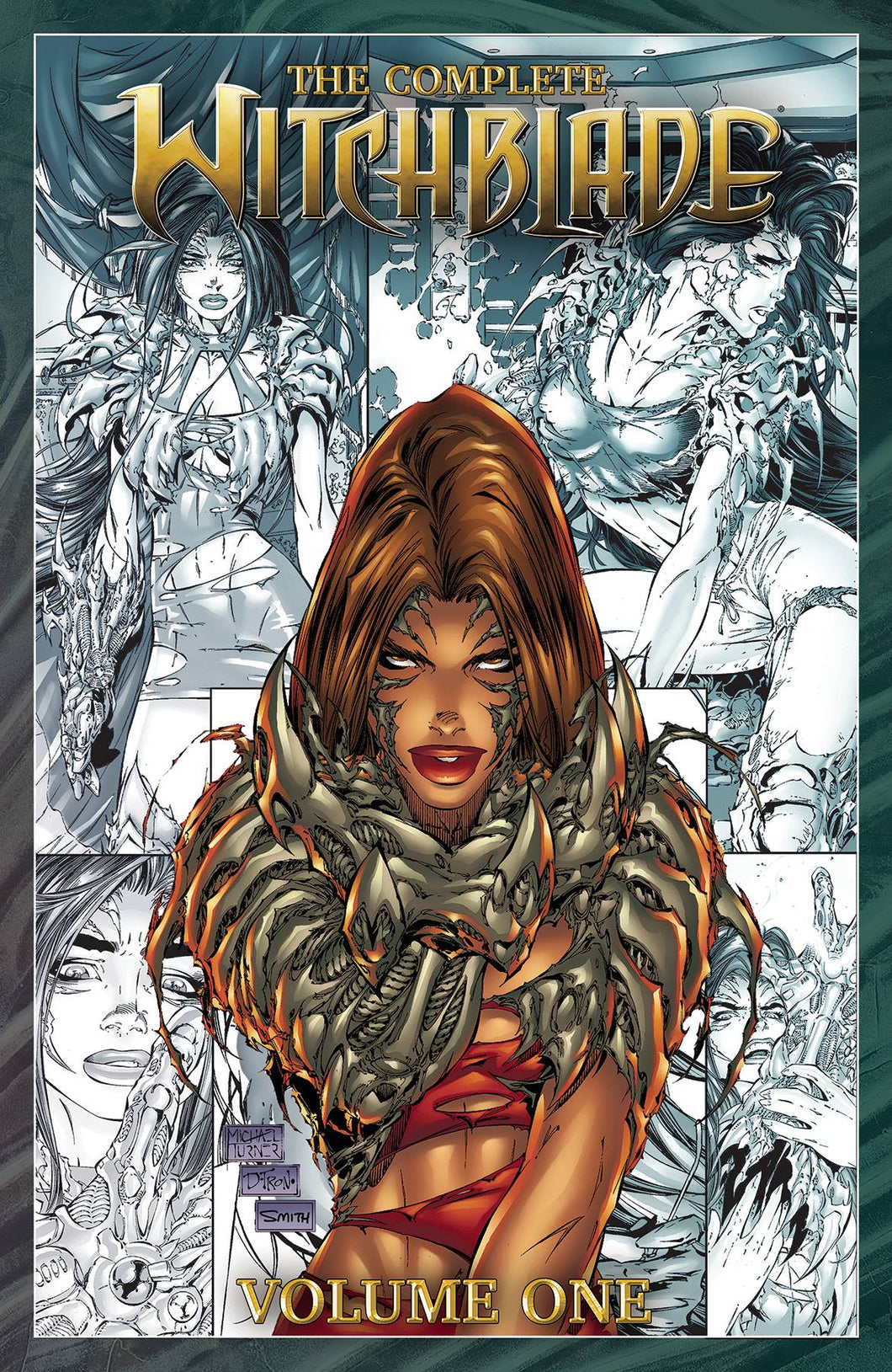 COMPLETE WITCHBLADE HC VOL 01 *OOP*