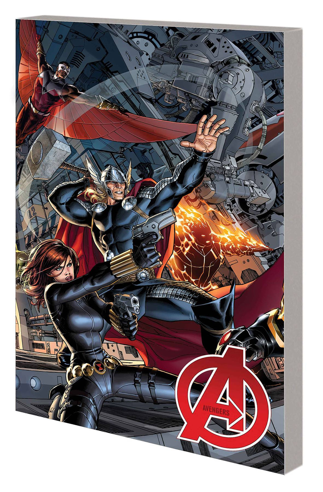 Avengers By Jonathan Hickman: The Complete Collection Vol. 1 TP