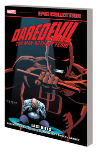 Daredevil Epic Collection Vol. 15: Last Rites TP *OOP*