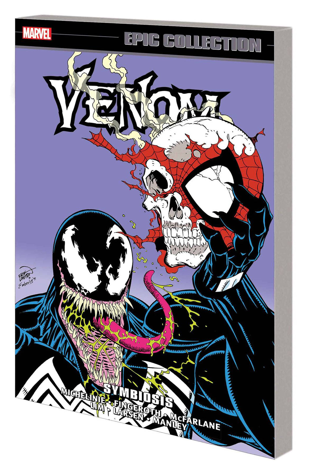 Venom Epic Collection Vol 1: Symbiosis TP