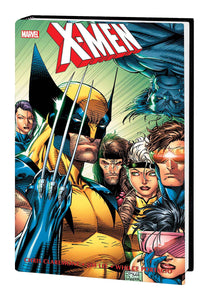 X-MEN BY CHRIS CLAREMONT & JIM LEE OMNIBUS HC VOL 02 NEW PTG *PRE-ORDER*