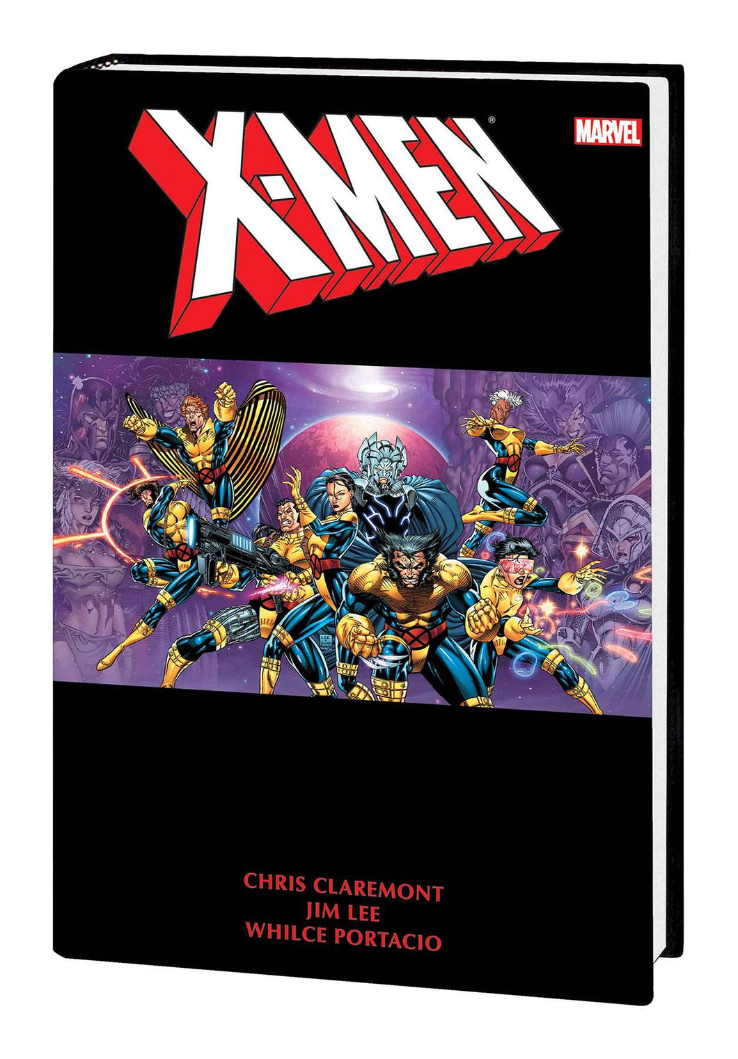X-MEN BY CHRIS CLAREMONT & JIM LEE OMNIBUS HC VOL 02 DM VAR *OOP*