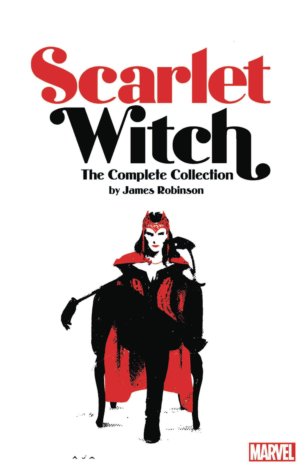 Scarlet Witch by James Robinson: The Complete Collection TP *OOP*