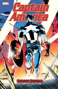 Captain America: Heroes Return - The Complete Collection Vol 1 TP