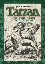 Load image into Gallery viewer, Joe Kubert's Tarzan of The Apes Artist's Edition HC