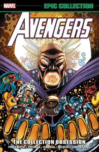 Avengers Epic Collection Vol 21: Collection Obsession TP *OOP*