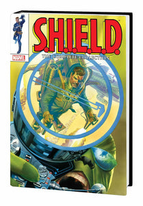 SHIELD S.H.I.E.L.D The Complete Collection Omnibus HC *OOP*