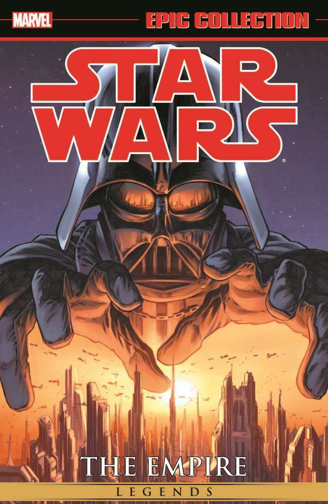 Star Wars Legends Epic Collection: The Empire Vol 1 TP