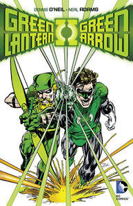 Absolute Green Lantern / Green Arrow HC