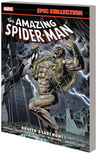 Amazing Spider-Man Epic Collection Vol 17: Kraven's Last Hunt TP *OOP*