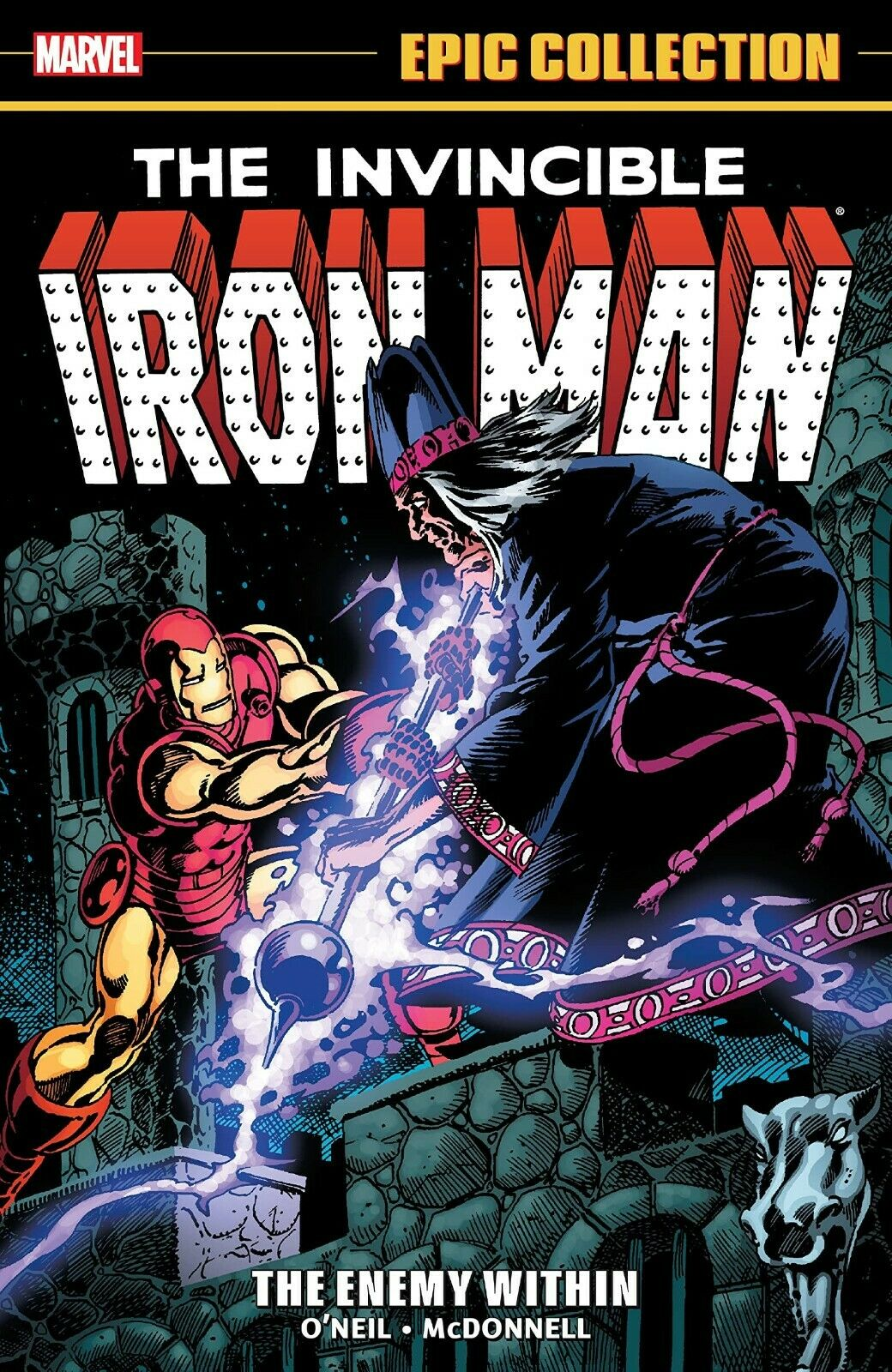 Iron Man Epic Collection Vol. 10: The Enemy Within TP *OOP*