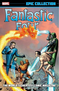 Fantastic Four Epic Collection Vol 1: The World's Greatest ... TP *OOP*