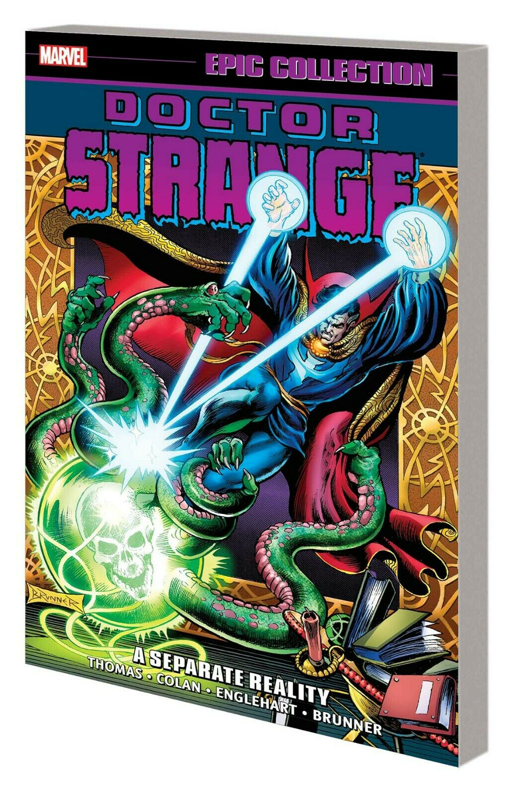 Doctor Strange Epic Collection Vol 4: A Separate Reality TP *OOP*