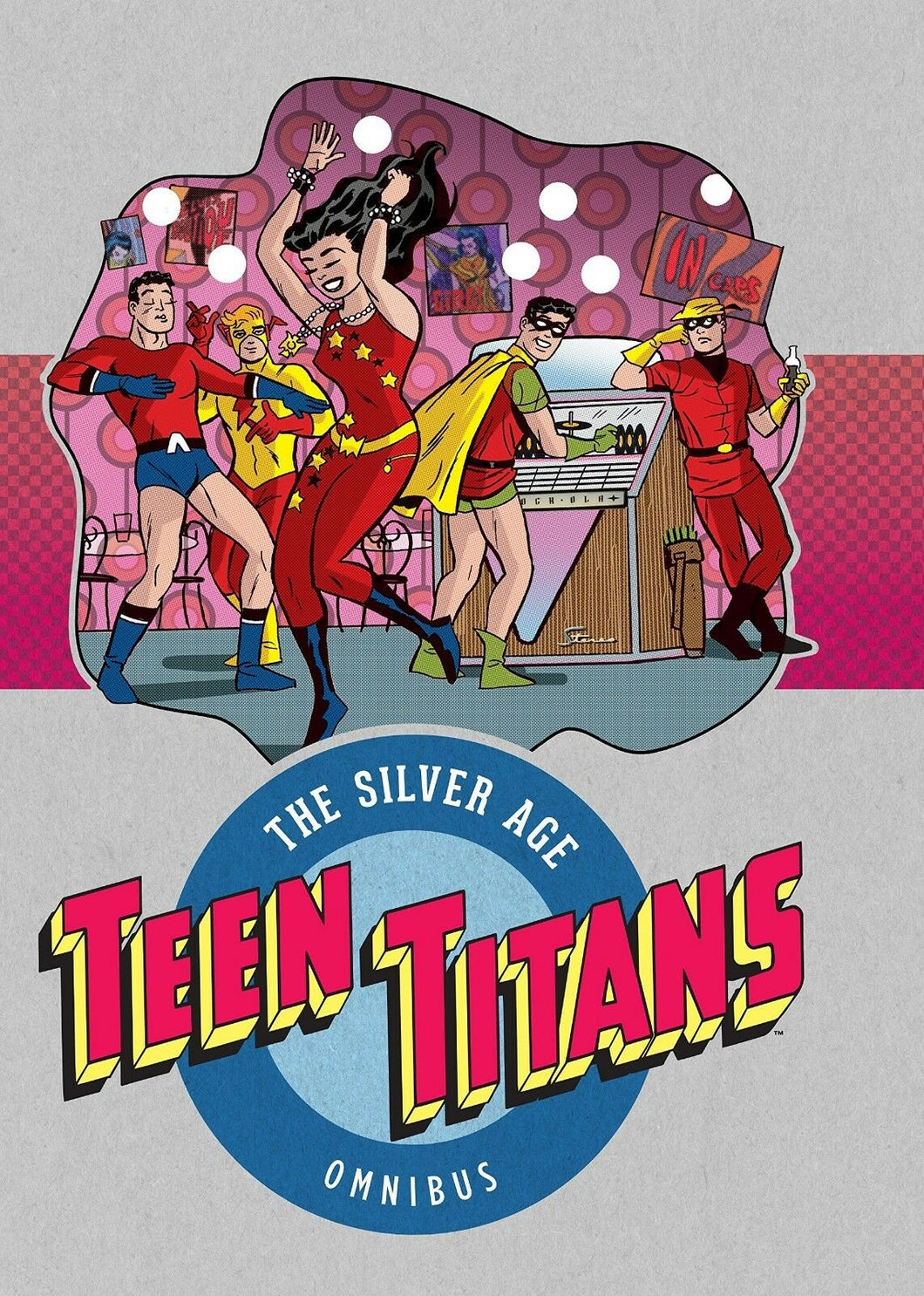 Teen Titans: The Silver Age Omnibus HC