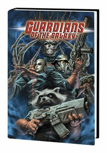 Guardians of the Galaxy by Abnett & Lanning Omnibus *OOP*