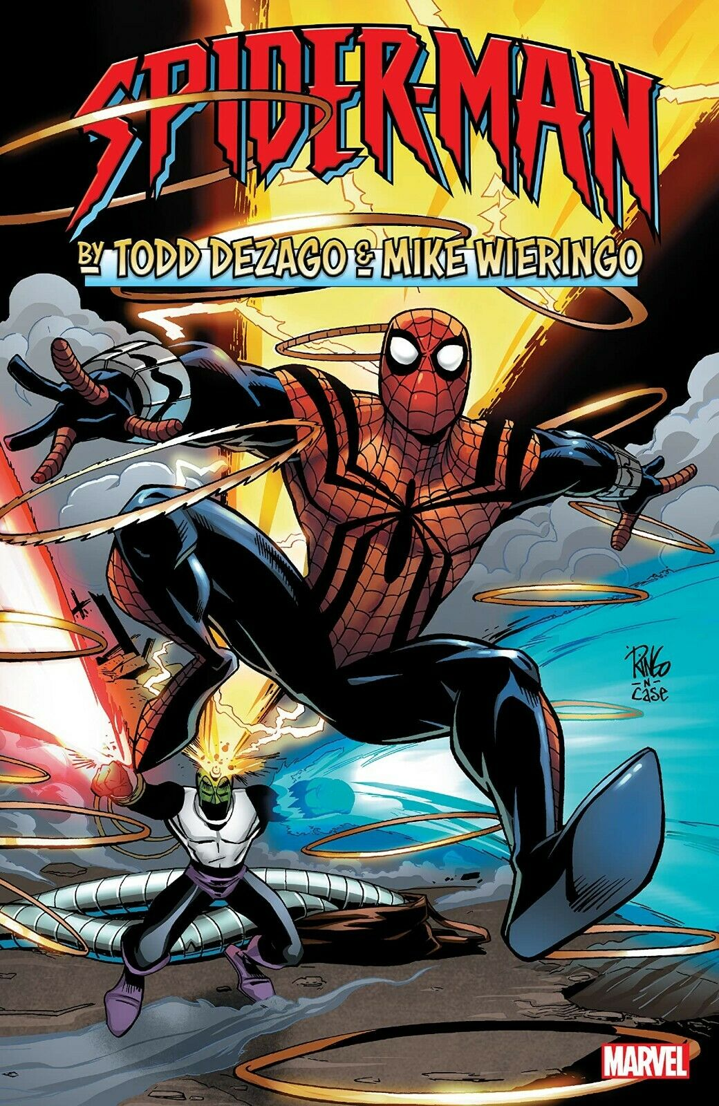 Spider-Man by Todd DeZago & Mike Wieringo TP *OOP*