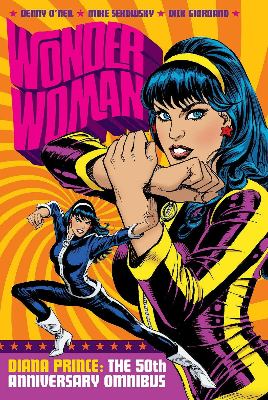 Wonder Woman Diana Prince: Celebrating the '60s Omnibus HC