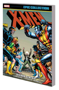 X-Men Epic Collection Vol 5: Second Genesis TP *OOP*