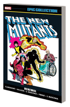 Lade das Bild in den Galerie-Viewer, New Mutants Epic Collection Vol 1: Renewal TP *OOP*