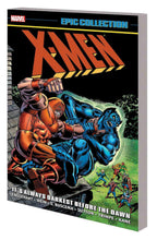 Load image into Gallery viewer, X-Men Epic Collection Vol 4 It's Always Darkest Before Dawn TP *OOP*