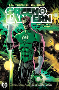 Green Lantern Vol. 1: Intergalactic Lawman HC