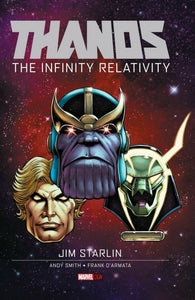 Thanos: The Infinity Relativity HC *OOP*