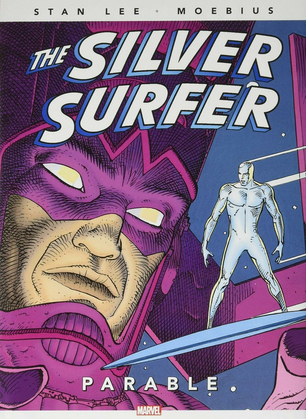 Silver Surfer Parable 30th Anniversary Oversized Ed. HC *OOP*