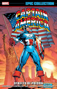 Captain America Epic Collection Vol 16: Streets of Poison TP *OOP*
