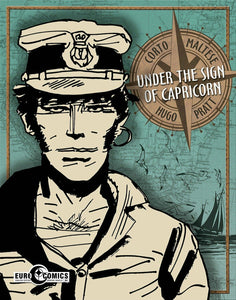 Hugo Pratt, Corto Maltese Vol 1: Under the Sign of Capricorn Oversized TP