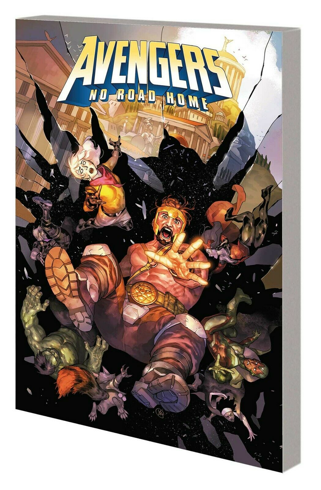 Avengers: No Road Home TP
