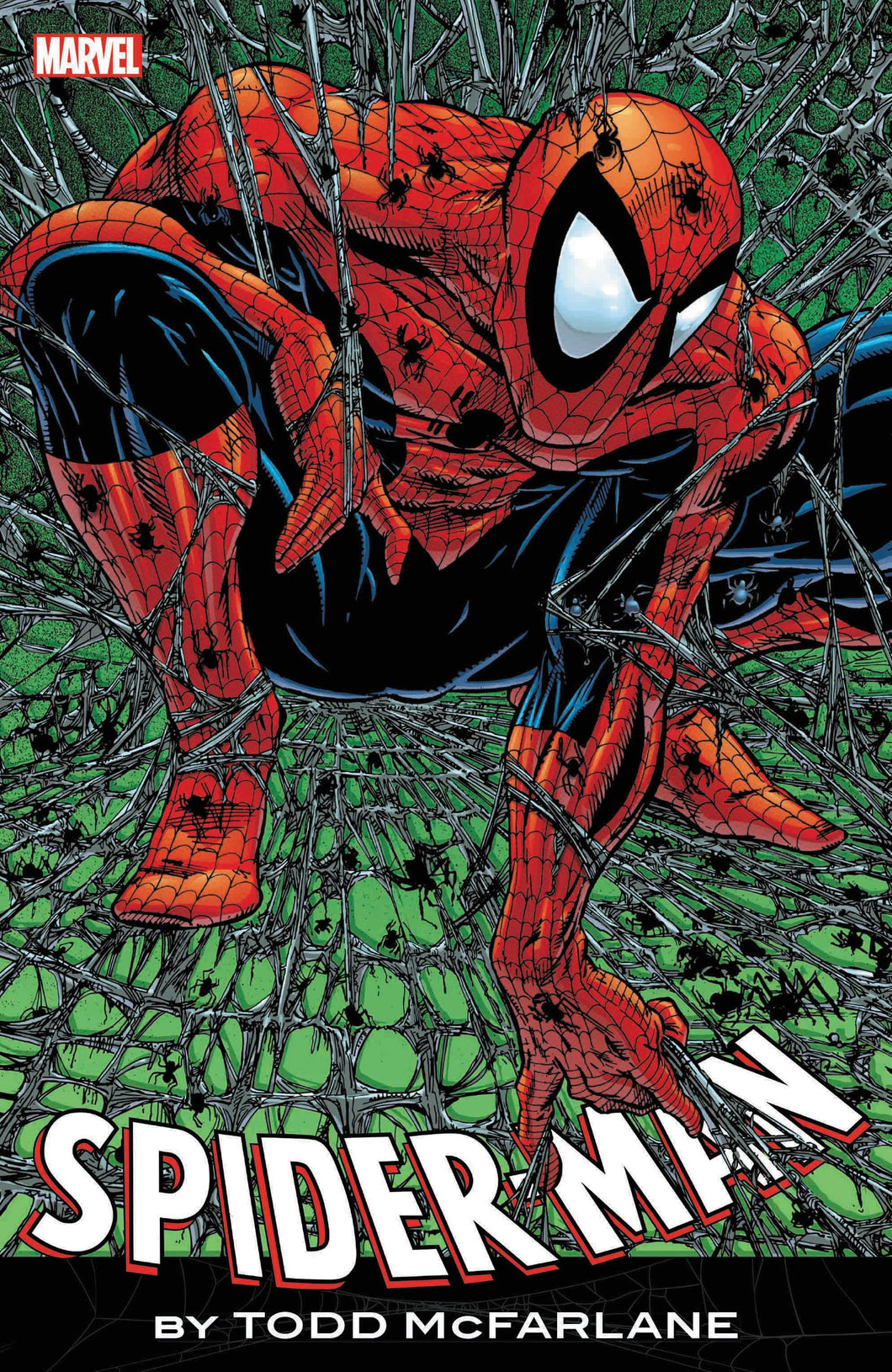 Spider-Man By Todd McFarlane: The Complete Collection TP *OOP*